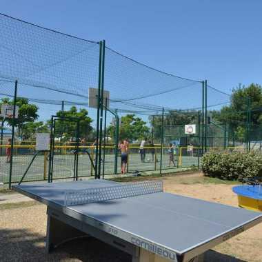 table de ping pong tennis de table camping chatelaillon