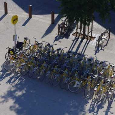 vélos jaunes yello la rochelle cmt17 a. birard