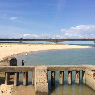 ancien embarcadère rivedoux plage la rochelle
