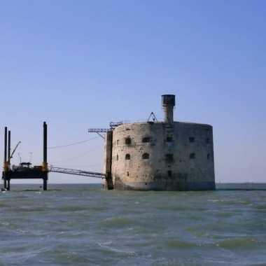 Le Fort Boyard en Charente-Maritime
